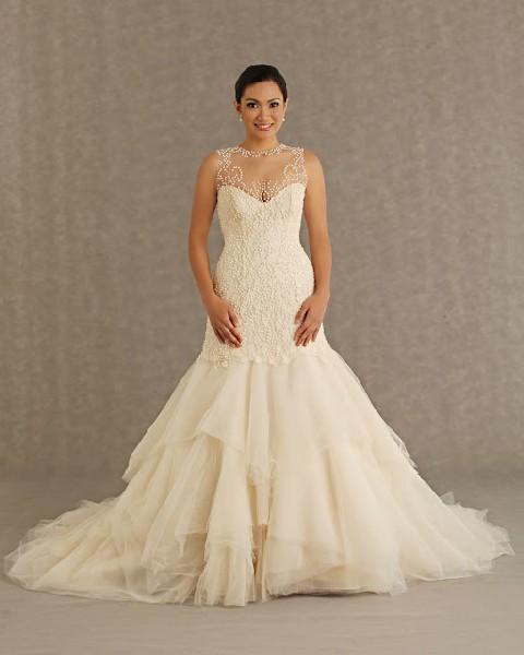 d1af2c8145 ... wyjątkowe suknie ślubne 2013 niecodzienne