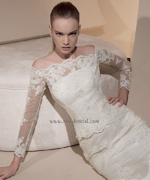 Bolerko Pronovias India / White One 424